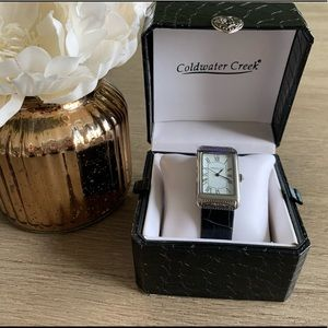 NWT! Cold water Creek watch ⌚️